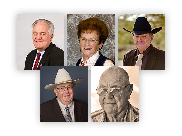 2018 Eastern Idaho Agriculture Hall of Fame Inductees